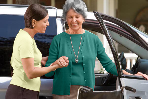 Transportation Services for Elderly and Disabled