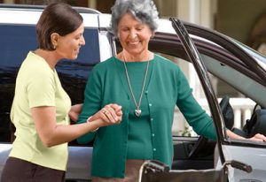 Personal Care In-Home Services - Sovereign Ease caregiver